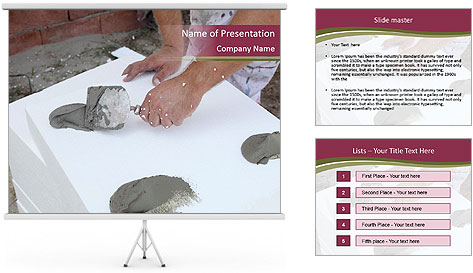 0000079874 PowerPoint Template
