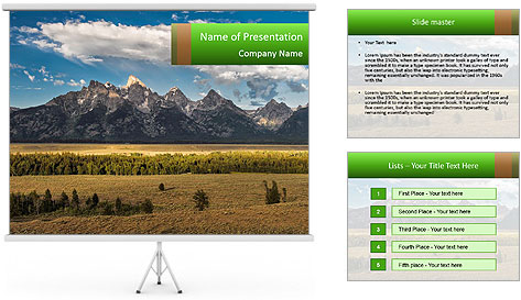 0000079877 PowerPoint Template
