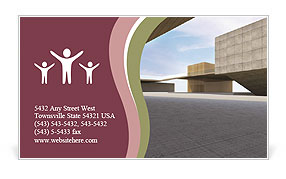 0000079880 Business Card Template