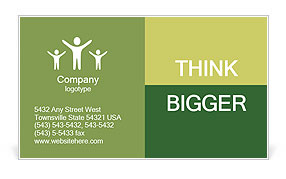 0000079889 Business Card Template