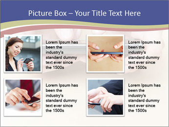 0000079900 PowerPoint Templates - Slide 14