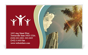 0000079902 Business Card Template