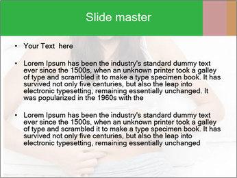0000079905 PowerPoint Templates - Slide 2