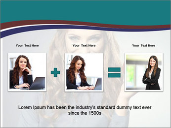 0000079920 PowerPoint Templates - Slide 22