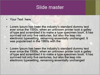 0000079921 PowerPoint Templates - Slide 2