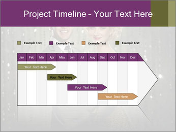 0000079921 PowerPoint Templates - Slide 25