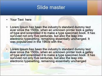 0000079936 PowerPoint Templates - Slide 2