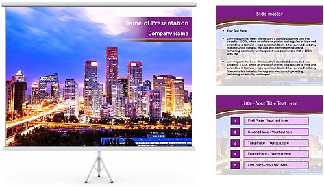 0000079937 PowerPoint Template