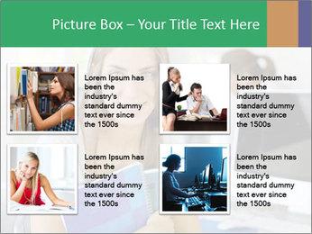 0000079953 PowerPoint Templates - Slide 14