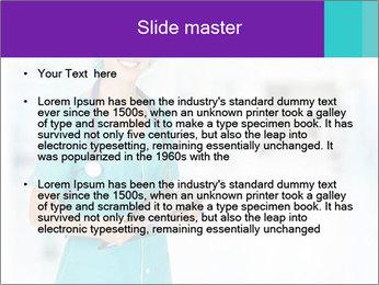 0000079977 PowerPoint Templates - Slide 2