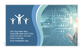 0000079989 Business Card Template