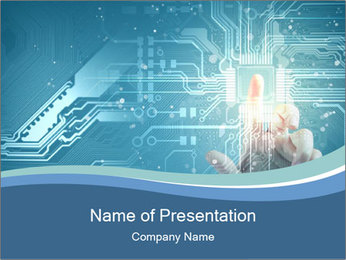 0000079989 PowerPoint Template - Slide 1