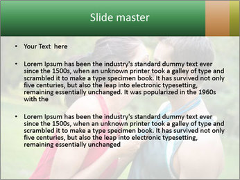 0000079993 PowerPoint Template - Slide 2