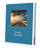 Railway to horizon Presentation Folder