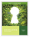 Keyhole nature Word Templates