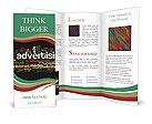 Advertising word Brochure Templates