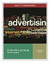 Advertising word Word Templates