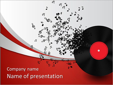 Abstract music background vinyl disk powerpoint template abstract music background vinyl disk powerpoint template toneelgroepblik Images