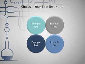 Un ensemble d'équipements chimiques Modèles des présentations  PowerPoint - Diapositives 18