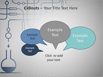 Un ensemble d'équipements chimiques Modèles des présentations  PowerPoint - Diapositives 53