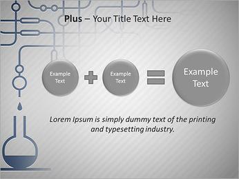 Un ensemble d'équipements chimiques Modèles des présentations  PowerPoint - Diapositives 55