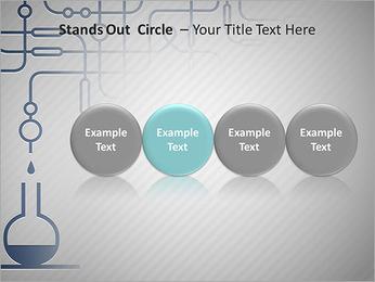 Un ensemble d'équipements chimiques Modèles des présentations  PowerPoint - Diapositives 56