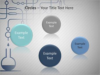 Un ensemble d'équipements chimiques Modèles des présentations  PowerPoint - Diapositives 57
