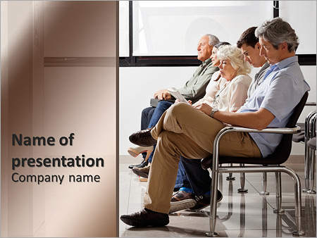 Elderly people are waiting powerpoint template backgrounds id elderly people are waiting powerpoint template toneelgroepblik Gallery