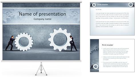 Шаблоны презентации машиностроение в powerpoint