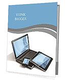 Means of communication Presentation Folder