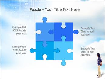 O futuro lar de esperança Modelos de apresentações PowerPoint - Slide 23