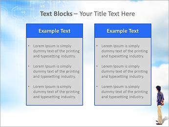 O futuro lar de esperança Modelos de apresentações PowerPoint - Slide 37