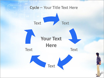 O futuro lar de esperança Modelos de apresentações PowerPoint - Slide 42