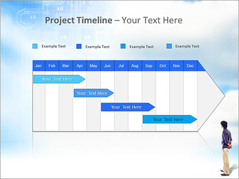 O futuro lar de esperança Modelos de apresentações PowerPoint - Slide 5