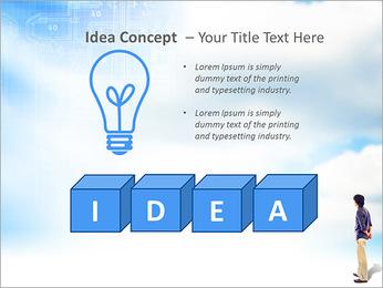 O futuro lar de esperança Modelos de apresentações PowerPoint - Slide 60