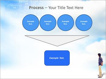 O futuro lar de esperança Modelos de apresentações PowerPoint - Slide 73