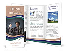 Power line Brochure Templates