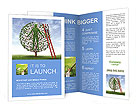 Intercourse with nature Brochure Templates