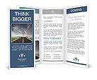 Road solution Brochure Templates