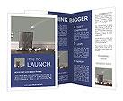 Paper basket Brochure Template