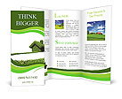 Green house Brochure Template