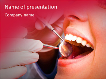 Dentistry PowerPoint Template