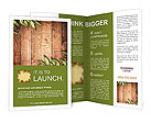 The natural composition Brochure Templates
