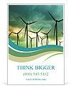 Energy Saving Ad Template