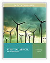 Energy Saving Word Template