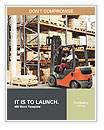 Forklifts in stock Word Templates