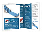 Blue Carpet Brochure Templates