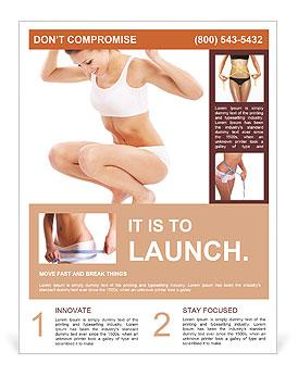 weight loss flyer template design id 0000008267 smiletemplates com