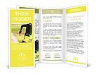 Running athlete Brochure Templates