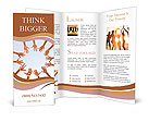 Presentation at the Palms Brochure Templates